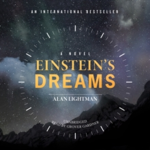 Einstein's Dreams, eAudiobook MP3 eaudioBook