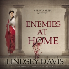 Enemies at Home, eAudiobook MP3 eaudioBook