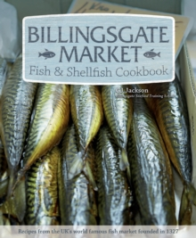 Billingsgate Market Fish & Shellfish Cookbook, Paperback Book