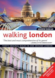Walking London, Rev Edn, Paperback / softback Book
