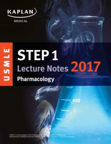 USMLE Step 1 Lecture Notes 2017: Pharmacology, EPUB eBook