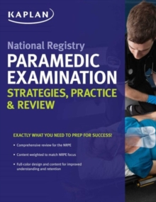 National Registry Paramedic Examination Strategies, Practice & Review, Paperback Book