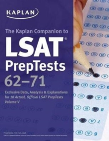 LSAT PrepTests 62-71 Unlocked : Exclusive Data + Analysis + Explanations, Paperback / softback Book