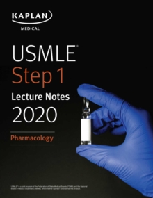 USMLE Step 1 Lecture Notes 2020: Pharmacology, EPUB eBook