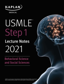 USMLE Step 1 Lecture Notes 2021: Behavioral Science and Social Sciences, EPUB eBook