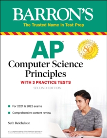AP Computer Science Principles with 3 Practice Tests, Paperback / softback Book