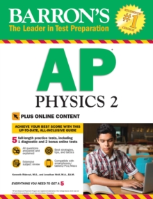AP Physics 2 with Online Tests, EPUB eBook