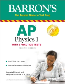 AP Physics 1 : With 2 Practice Tests, EPUB eBook