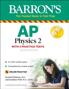 AP Physics 2 : With 4 Practice Tests, EPUB eBook