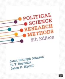 Political Science Research Methods, Paperback / softback Book