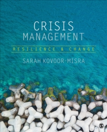 Crisis Management : Resilience and Change, Paperback / softback Book