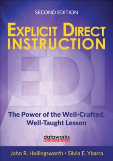 Explicit Direct Instruction (EDI) : The Power of the Well-Crafted, Well-Taught Lesson, Paperback / softback Book