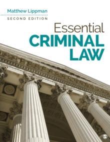 Criminal Law Ebook