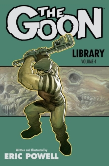 The Goon Library Volume 4, Hardback Book
