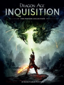 Dragon Age: Inquisition - The Poster Collection, Hardback Book