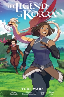 The Legend Of Korra: Turf Wars Library Edition, Hardback Book