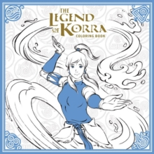 The Legend Of Korra Coloring Book, Paperback / softback Book