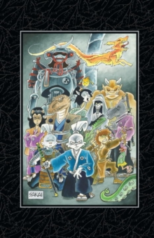 The Usagi Yojimbo Saga: Legends Limited Edition, Hardback Book
