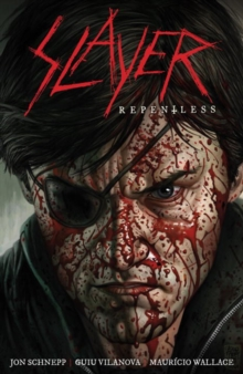 Slayer: Repentless, Hardback Book