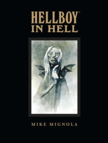 Hellboy in Hell Library Edition, Hardback Book