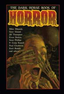 The Dark Horse Book Of Horror, Hardback Book