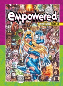 Empowered Deluxe Edition Volume 3, Hardback Book