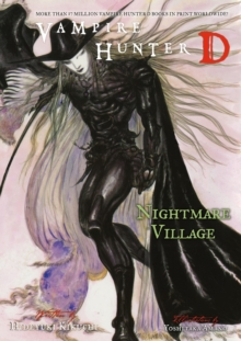 Vampire Hunter D Volume 27, Paperback / softback Book