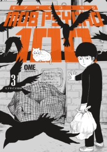 Mob Psycho 100 Volume 3, Paperback / softback Book