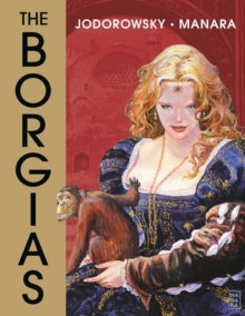 The Borgias, Paperback / softback Book