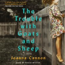 The Trouble with Goats and Sheep : A Novel, eAudiobook MP3 eaudioBook