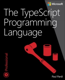 The TypeScript Programming Language, Paperback Book