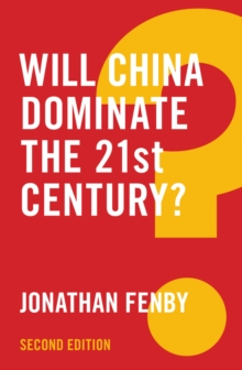 Will China Dominate the 21st Century?, Paperback / softback Book