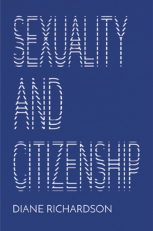 Sexuality and Citizenship, Paperback / softback Book