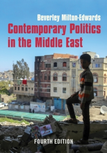 Contemporary Politics in the Middle East, Hardback Book