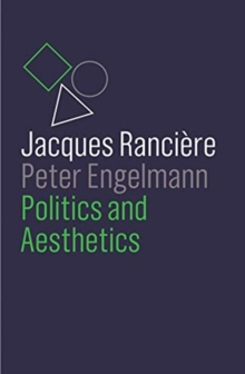 Politics and Aesthetics, Paperback / softback Book