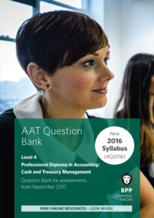 Aat Cash & Treasury Management : Question Bank, Paperback Book