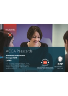 ACCA Advanced Performance Management : Passcards, Spiral bound Book