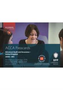 ACCA Advanced Audit and Assurance (UK) : Passcards, Spiral bound Book