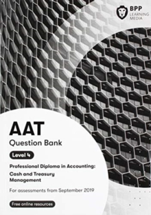 AAT Cash & Treasury Management : Question Bank, Paperback / softback Book