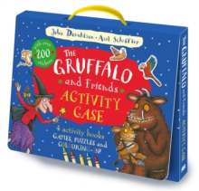 The Gruffalo and Friends Activity Case, Mixed media product Book
