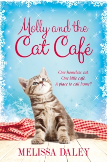 Molly and the Cat Cafe, Hardback Book