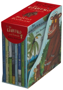 The Gruffalo and Friends Bedtime Bookcase, Mixed media product Book