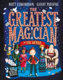 The Greatest Magician in the World, Hardback Book