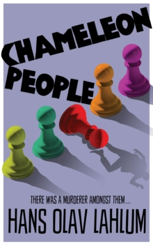 Chameleon People, Hardback Book
