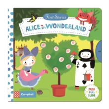 Alice in Wonderland, Board book Book