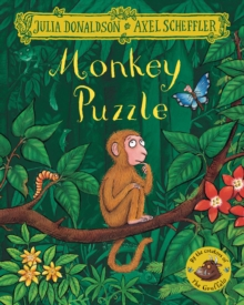 Monkey Puzzle, Paperback / softback Book