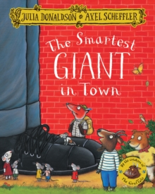 The Smartest Giant in Town, Paperback Book