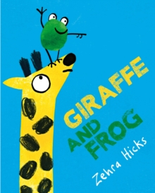 Giraffe and Frog, Paperback Book