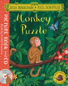 Monkey Puzzle : Book and CD Pack, Book Book