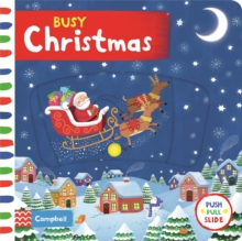 Busy Christmas, Board book Book